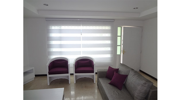Sheer Elegance en Cortinas